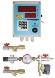 Проточный дозатор воды ПДВ-1