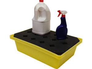 Емкость с решеткой на 20 литров ПдО 20 с решеткой