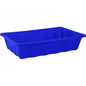 Паллет для отходов (150 л) синий ПдО 150