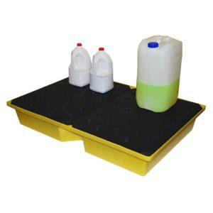 Емкость с решеткой на 105 литров ПдО 105 с решеткой