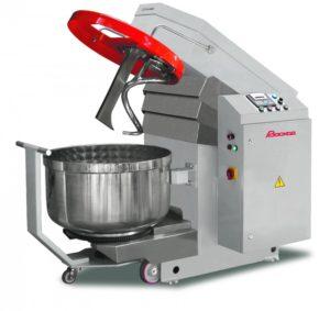 Тестомесильная машина с подкатной дежой «Прима-300»