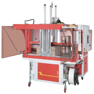 Автоматическая стреппинг машина TP-701CQ с выравнивателем связки