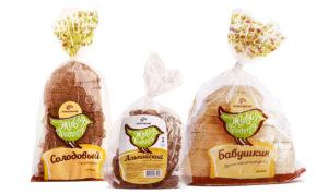 Пакеты под хлеб
