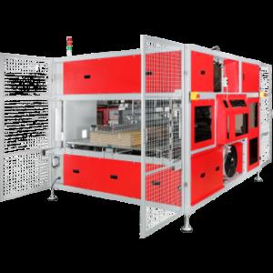 Высокоскоростная стреппинг машина для обвязки картона TP-CIL