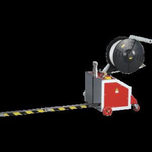 Полуавтоматическая машина TP-202MV Mini для вертикальной обвязки