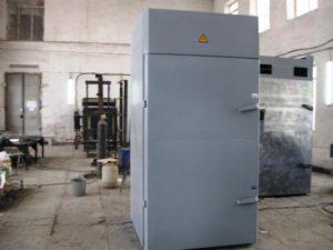 Охладитель дыма ОДУ-28.0 (для КВК-100, КВК-200, КВК-300)