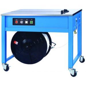 HL-8022 Полуавтоматическая напольная стреппинг-машина (открытый стол)