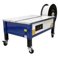 HL-8021 Полуавтоматическая настольная стреппинг-машина