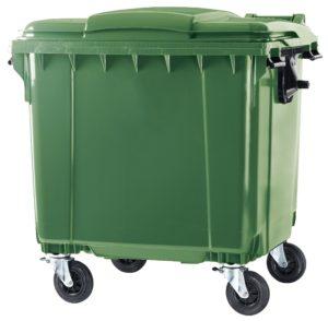 Мусорный контейнер 1100 литров MGBK-1100