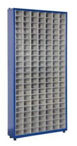 Шкаф металлический с ящиками