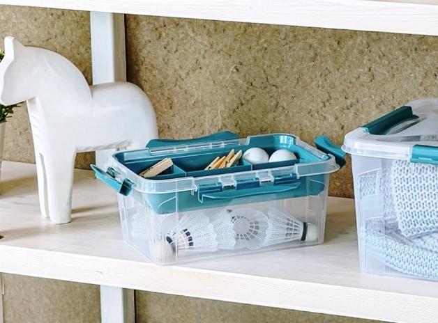 Пластиковый контейнер для хранения купить