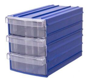 Прозрачные ящики с корпусом. Ящики для склада. Ящики для бисера