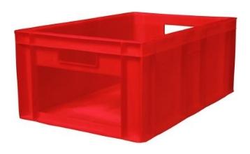 Ящик для мяса. Ящик с вырезом