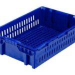 Пластиковый хлебный ящик