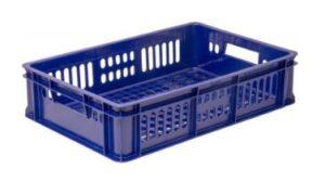 Пластиковый ящик перфорированный