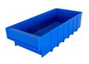 Пластиковый ящик для склада