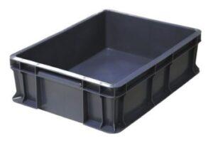 Ящик пластиковый сплошной