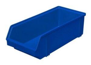 Ящик пластиковый для склада