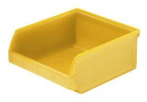Ящик пластиковый для склада из полипропилена