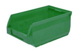 Ящик пластиковый из полипропилена для склада