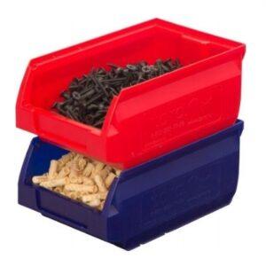 Ящики пластиковые антистатические для склада