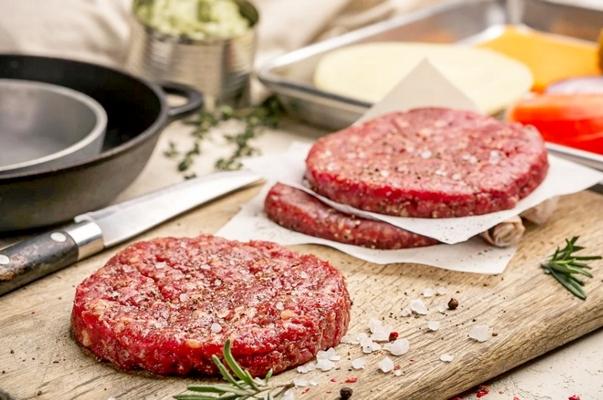 гамбургер фарш заготовка
