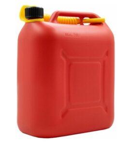 Канистра пластиковая 20 л для топлива