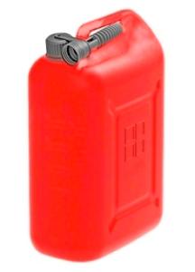Канистра пластиковая 25 л для топлива