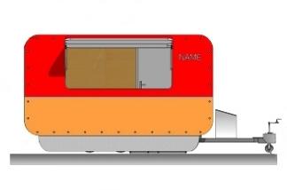 Фудтрак МР-45