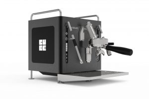 Кофемашина cube sanremo черная в Европактрейд