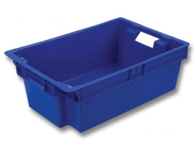 Пластиковый ящик мясной Арт 206