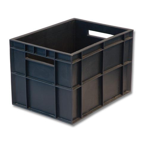 Ящик пластиковый молочный Ящик финпак