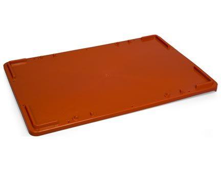 Пластиковая крышка для ящика 600*400*20