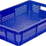 Ящик пластиковый перфорированный