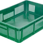 Пластиковый ящик