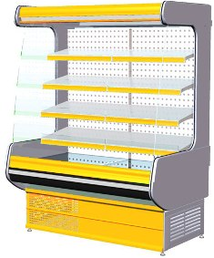 Холодильная горка Виола ВС7-160 Ф