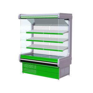 Холодильная горка Виолетта ВС-15-160