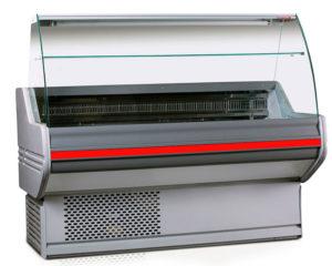 Холодильная витрина Белинда ВС-2-130 (с полкой)