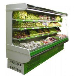 Холодильная горка Виола ВС 7.260Ф