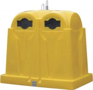 Контейнер для мусора 2500 литров арт. УМК-2500