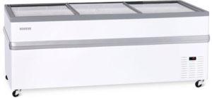 Ларь-бонета Снеж Bonvini BF-2100 L серый
