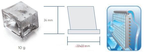 Льдогенератор SIMAG SV 325