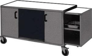 Технологическая подставка на колесах под ПРФ 11/2400