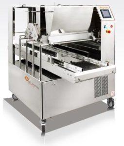 Трехбункерная отсадочная машина TRIOMAX CNC