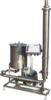 Комплект оборудования для фильтрации молока ИПКС-0121-25000УФ(Н)