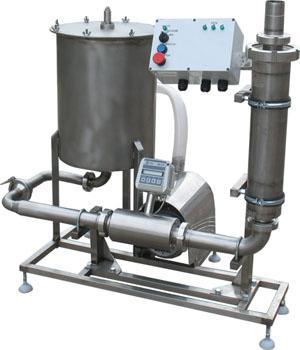 Комплект оборудования для фильтрации молока ИПКС-0121-6000УФ(Н)