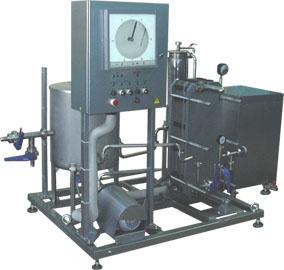 Комплект оборудования для пастеризации ИПКС-013-3000