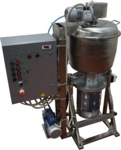 Куттер вакуумный ИПКС-032-50П