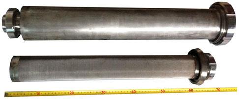 Фильтр (молочный) ИПКС-126-15-200(Н)