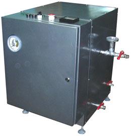 Парогенератор (промышленный, регулируемый) ИПКС-129-100Р